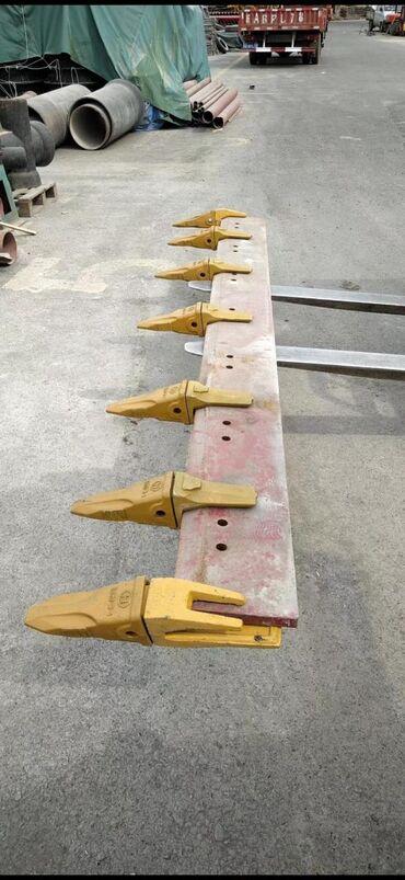 Грузовой и с/х транспорт в Джалал-Абад: Лист для ковша Нож для Погрузчиков 3кубНа все модели есть родной новый