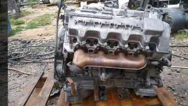 Двигатель мерседес 430 в Кант