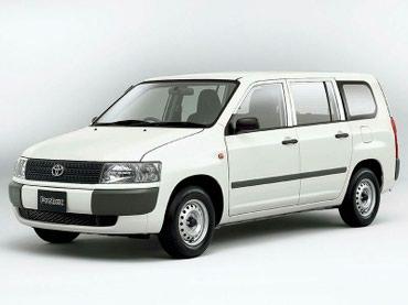 Toyota Probox в Бишкек