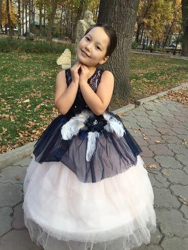Шикарное вечернее платье для девочек