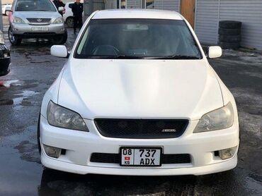 офицерский ремень в Кыргызстан: Toyota Altezza 2 л. 2002   150000 км