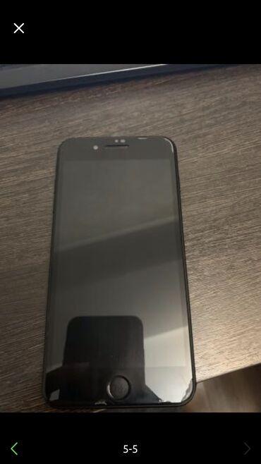 защитные стекла в Кыргызстан: Б/У iPhone 7 Plus 128 ГБ Черный