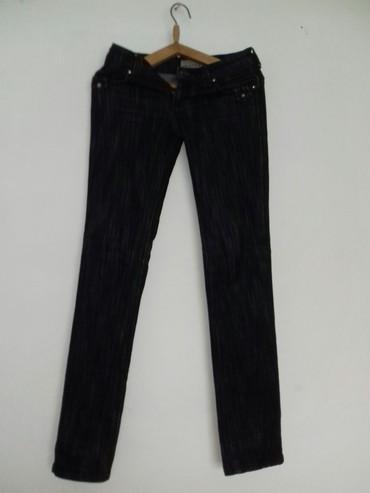 джинсы хорошего качества в Кыргызстан: Джинсы темного цвета.26-27 размера.В отличном состоянии . ОЧЕНЬ хороше
