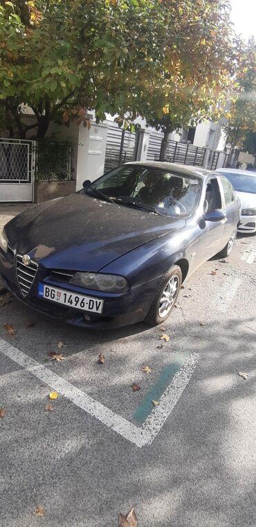 Alfa romeo 4c 1 7 tct - Srbija: Alfa Romeo 156 1.9 l. 2003 | 299000 km