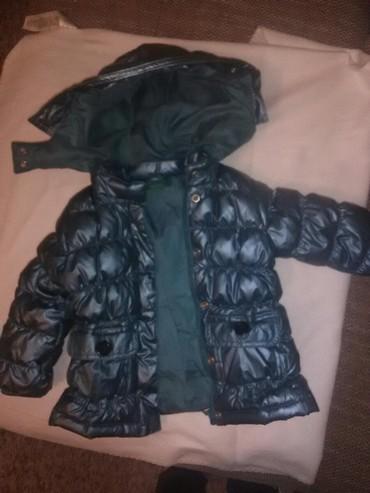 BENETTON jakna za zimu veličina 90 bez ikakvih oštećenja,kao nova - Belgrade