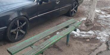диски воссен 17 в Кыргызстан: ПРОДАЮ Диски Р18 Воссен. стояли на 124 мерсе с покрышками. ИЛИ меняю