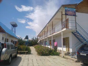 продам часть дома в Кыргызстан: Продается частный пансионат на Иссык-Куле, с.Тамчы Северный