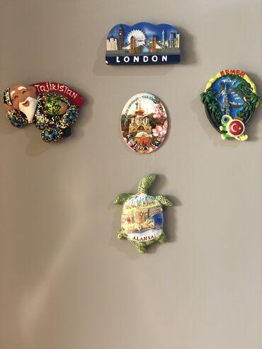Марки - Азербайджан: Xaricden gelinme magnitlar satilir hamisi 10 azn