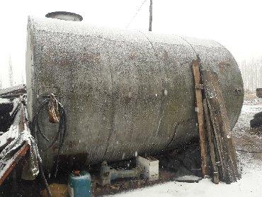 Цистерну 16 кубов - Кыргызстан: Цистерна 25 куб в отличном состоянии