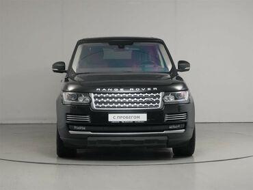 Land Rover в Бишкек: Land Rover Range Rover 4.4 л. 2016   84422 км