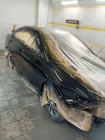 Покраска авто любой сложности