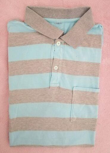 Majica muska xl - Srbija: Extra Model,izuzetno lepa pamucna muska majica. Vel L,XL Nova Snizeno