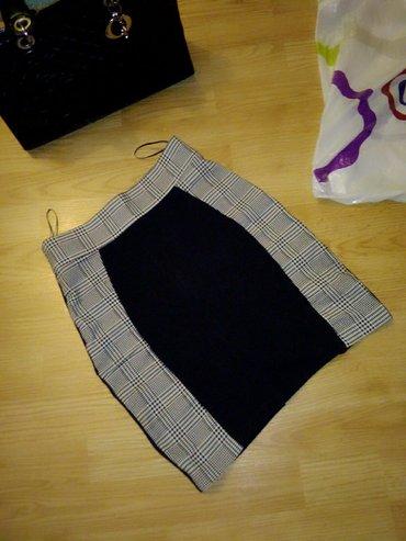 Nova suknja marke chameleon - Bor