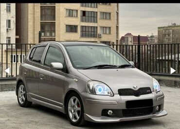 Toyota Vitz / Platz / Yaris / Echo 1.5 л. 2004 | 161000 км