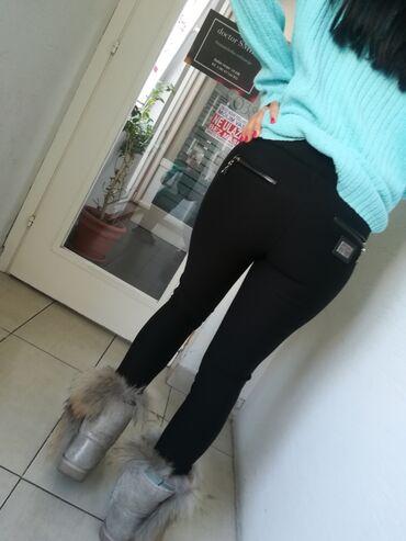 Sako i pantalone - Srbija: Super kvalitetne pantalone sa ubacenom kožom sa straneFirmiraneExtra