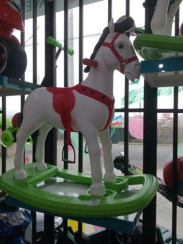 Bakı şəhərində Yelencek at,catdirma var
