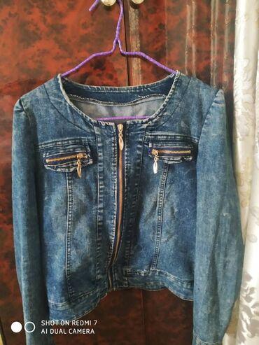 Джинсовая куртка,400 сом