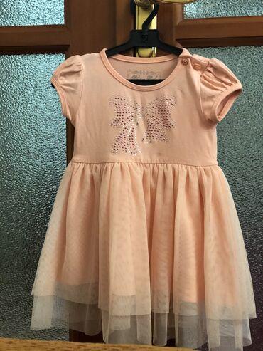 Нарядное платье для маленьких девочек!Цена-250 сом