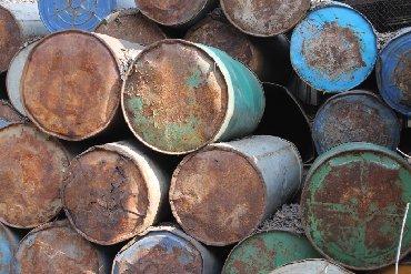 тены для сауны в Кыргызстан: Продаю Бочки 200 литров Цена: 300 сом Т.  Т