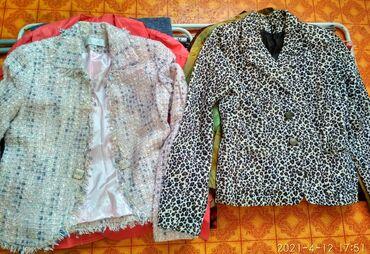 Продаю б/у детское платье размер на 9 лет, ветровка размер 44- 46