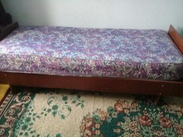 Кровать с матрасом. в Бишкек