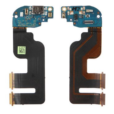 Micro USB Charger Charging Port Connector PCB Board Part For HTC One - Bakı
