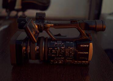 Срочно!!!Видеокамера sony hxr-nx5r sdiпрофессиональная, карта памяти