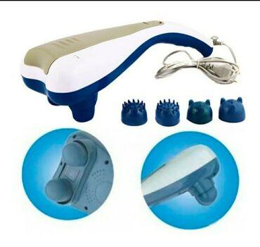 Массажер способен обеспечить эффективное полный массаж тела, который в