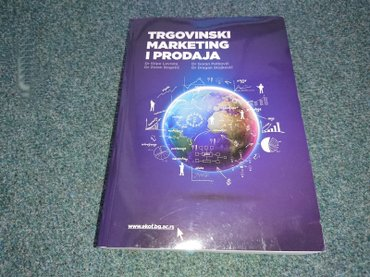 Naslov: trgovinski marketing i prodaja  - Beograd