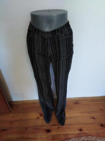 Deblje pantalone, br. 38. Moguća dostava u Bg - u - Petrovac na Mlavi