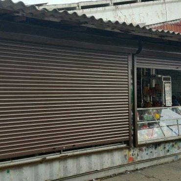 Установка ремонт ролставни в Бишкек