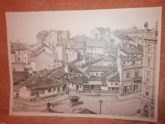 Kućni dekor - Mladenovac: Prodajem sliku od luke mladenoviĆ slikana 1932 god. RaĐena