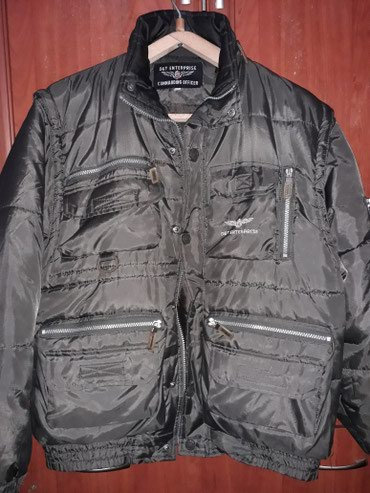 Продаю мужскую болоневую куртку, в Бишкек