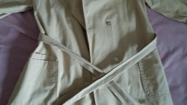 Dečija odeća i obuća - Sombor: Zara mantil 122 cena 1300din