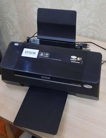 """Электроника - Новопокровка: В связи с переездом """"срочно"""" продам принтер струйный цветной Epson sty"""