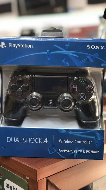 Playstation 4 joystick ps 4 jostiki catdirilma var 🛍 в Bakı