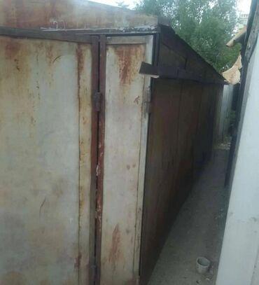 цемент в бишкеке in Кыргызстан | ЦЕМЕНТ: 23 кв. м Металлический, Бетонный | Смотровая яма, Охрана, Подвал, погреб