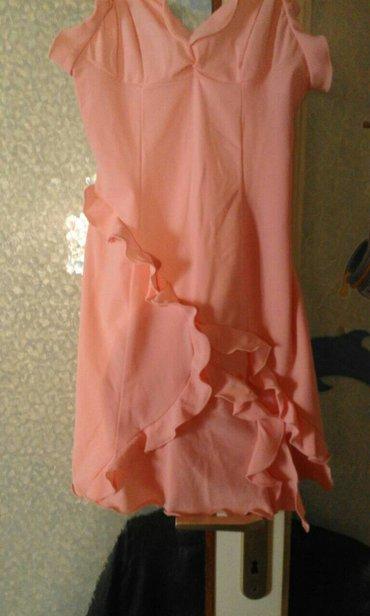 Roze mini haljina velicina 36 - Obrenovac