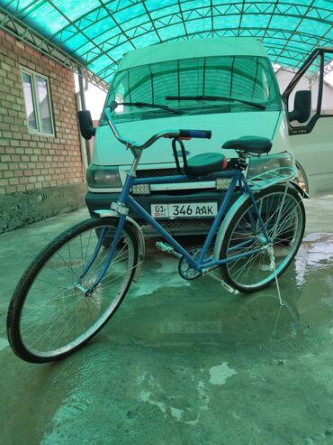 Спорт и хобби - Тынчтык: Продаю велосипед Урал, все необходимые запчасти заменины на новый