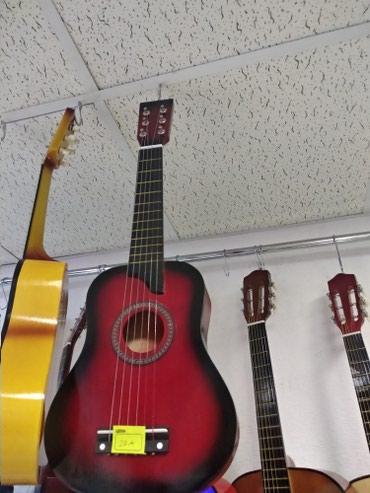 100 azn peşakar gitara в Bakı