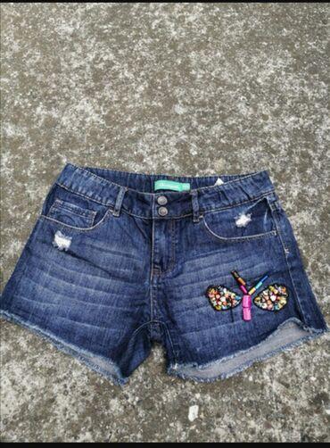 Ženske kratke hlače | Arandjelovac: Original, Desigual sorts. Velicina je 11/12 godina, medutim, nosim S