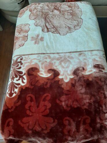 Новые Пледы одеяло Двухспалка. Двухстороний, мягкий