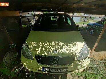 Mercedes-Benz A 150 1.5 l. 2008 | 207000 km
