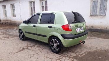 Hyundai getz отличном в состоянии аварии не в Араван