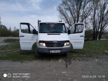 Транспорт - Каракол: Mercedes-Benz 2.9 л. 1998 | 330 км
