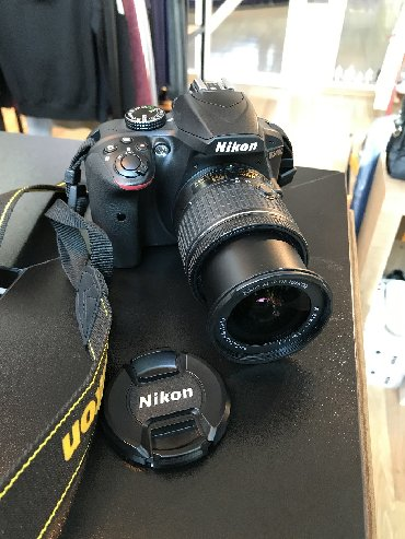 фотоаппарат и видеокамера два в одном в Азербайджан: Фотоаппарат в идеальном виде, коробка есть, зарядное устройство есть
