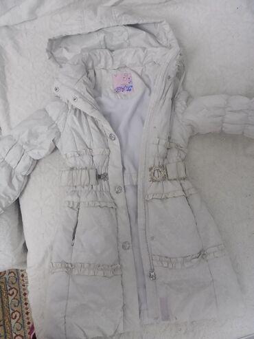 Детский мир - Кыргызстан: Продаю куртку ростовка 134, на 8-9-10 летнюю девочку. Состояние очень