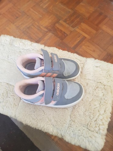 Dečije Cipele i Čizme - Majdanpek: Original Adidas patike br.22,bez ostecenja,u.g 14cm