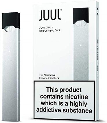 Juul+Jmate (кейс powerbank 1500 mah, и место для двух подов). Все