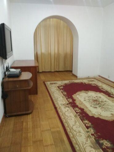 1 комнатная квартира в бишкеке в Кыргызстан: Сдается квартира: 3 комнаты, 94 кв. м, Бишкек